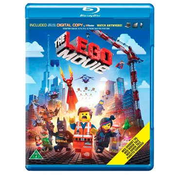 Lego - The Movie (Blu-Ray)