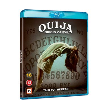 OUIJA: ORIGIN OF EVIL (Blu-Ray)