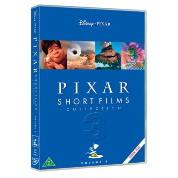 Pixar - Shorts Collection Vol. 3