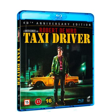 TAXI DRIVER 40TH AE (Blu-Ray)