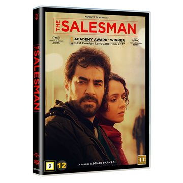 The Salesman (DVD)