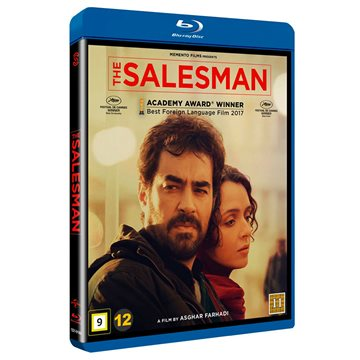 The Salesman (Blu-Ray)