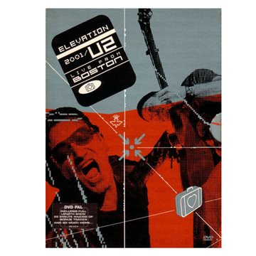U2: ELEVATION 2001 TOUR - LIVE (2xDVD)