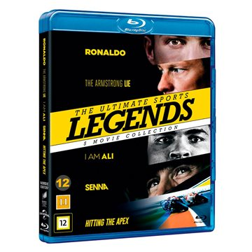 The Ultimate Sports Legends Box (5xBlu-Ray)