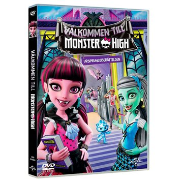 WELCOME TO MONSTER HIGH