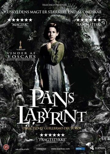 Pans Labyrint (DVD)
