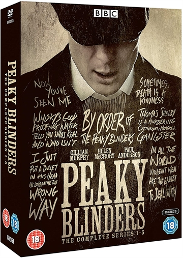 Peaky Blinders - Season 1-5