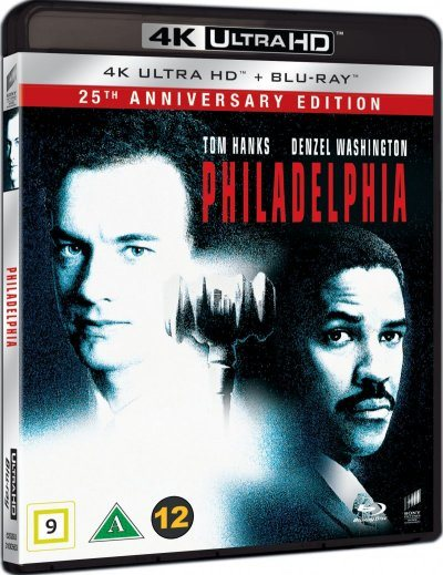 Philadelphia - 4K Ultra HD Blu-Ray
