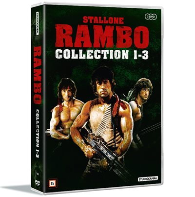 Rambo 1-3 Collection