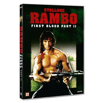 Rambo 2 - First Blood Part 2 (DVD)