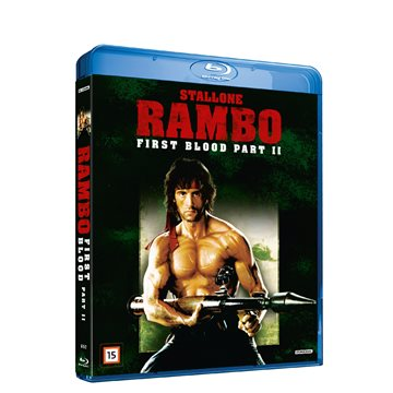 Rambo 2 - First Blood Part 2 (Blu-Ray)