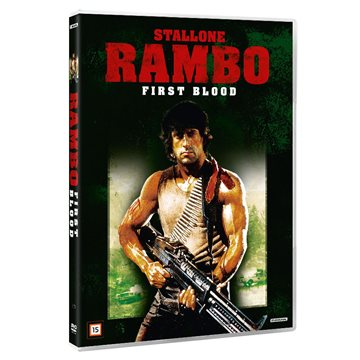 Rambo 1 - First Blood (DVD)