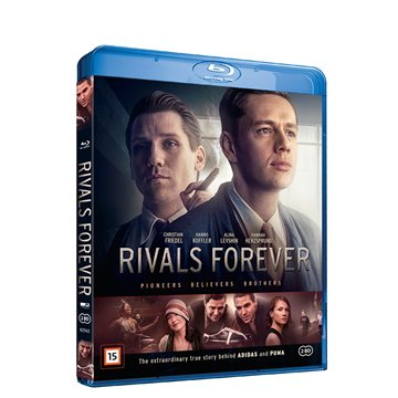 Rivals Forever Blu-Ray