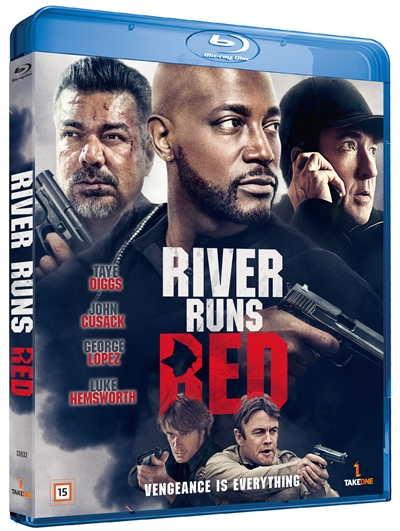 River Runs Red Blu-Ray