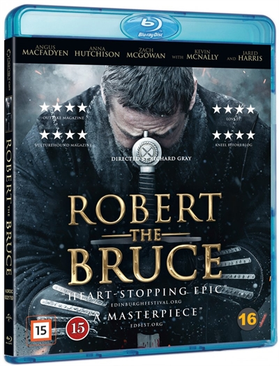Robert The Bruce Blu-Ray
