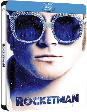 Rocketman Steelbook Blu-Ray
