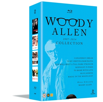 Woody Allen - Collection Blu-Ray