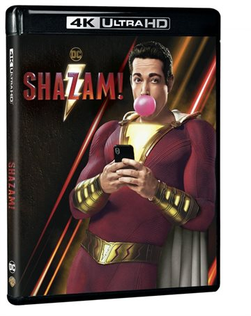 Shazam - 4K Ultra HD - Blu-Ray