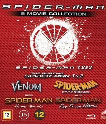 Spider-Man - 9 Moive Collection