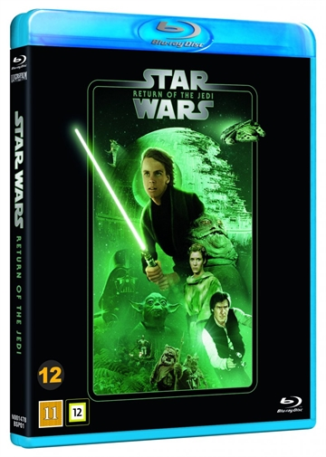 Star Wars - Return Of The Jedi - Episode 6 Blu-Ray - 2020 Udgave