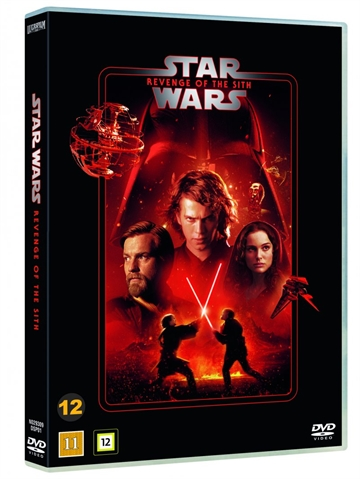 Star Wars - Revenge Of The Sith - Episode 3 - 2020 Udgave