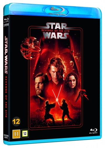 Star Wars - Revenge Of The Sith - Episode 3 Blu-Ray - 2020 Udgave