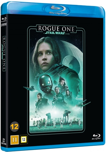 Star Wars - Rouge One - A Star Wars Story Blu-Ray - 2020 Udgave