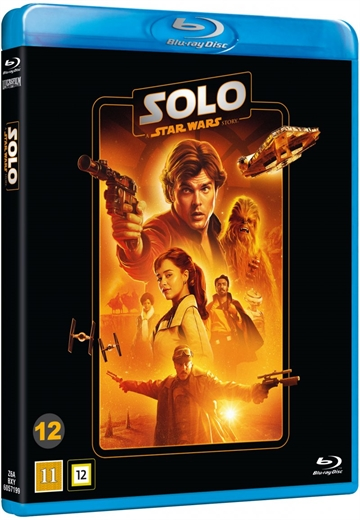 Star Wars - Solo Blu-Ray - 2020 Udgave