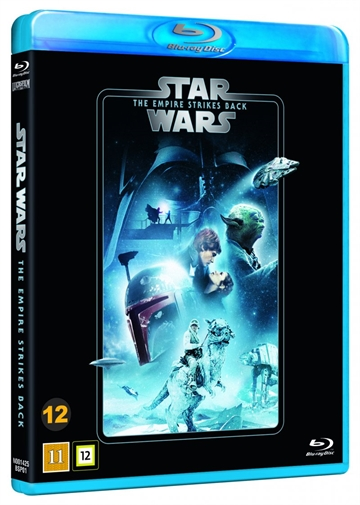 Star Wars - The Empire Strikes Back - Episode 5 Blu-Ray - 2020 Udgave