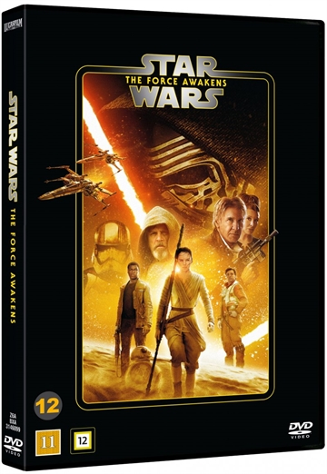 Star Wars - The Force Awakens - Episode 7 - 2020 Udgave