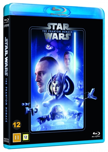 Star Wars - The Phantom Menace - Episode 1 Blu-Ray - 2020 Udgave