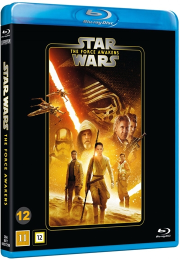 Star Wars- The Force Awakens - Episode 7 Blu-Ray - 2020 Udgave