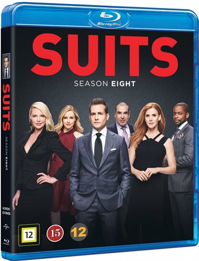 Suits - Season 8 Blu-Ray