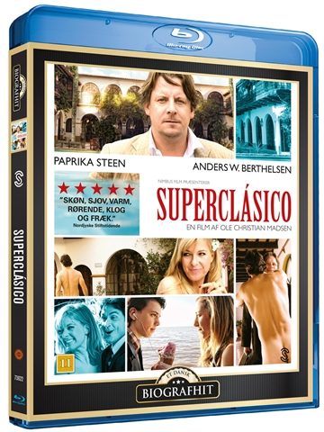 Superclasico Blu-Ray