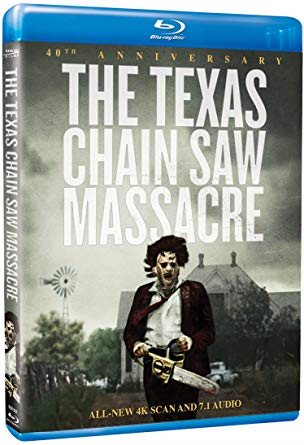The Texas Chain Saw Massacre Blu-Ray - 1974