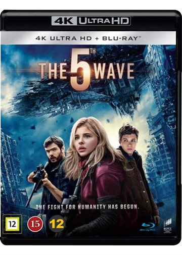 The 5th Wave 4K Ultra HD Blu-Ray