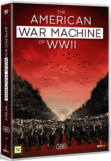 The American War Machine Of WW2