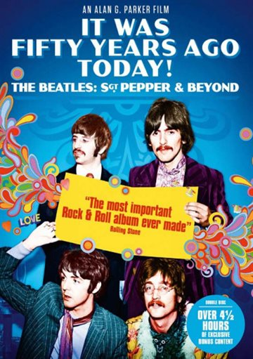 Beatles - It Was 50 Years Ago Today