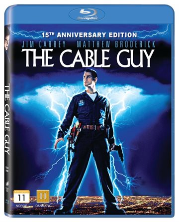The Cable Guy Blu-Ray