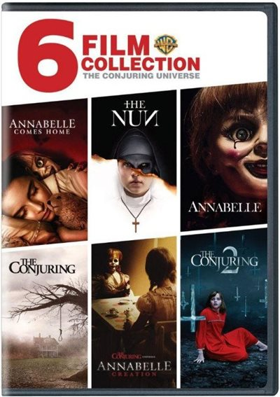The Conjuring Universe - 6 Film Collection