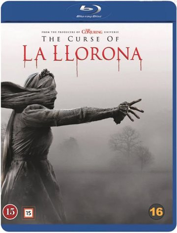 The Curse Of La Llorona - Blu-Ray