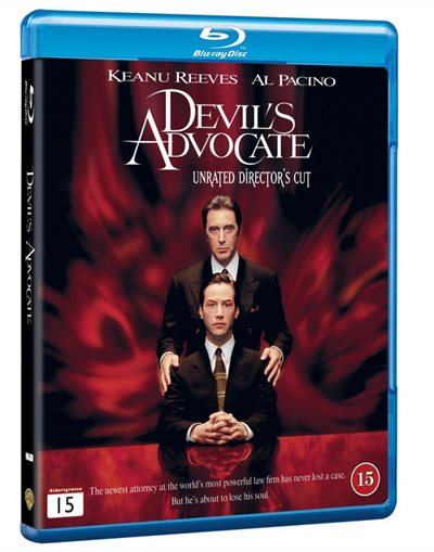 The Devils Advocate - Blu-Ray