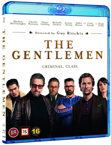 The Gentlemen Blu-Ray