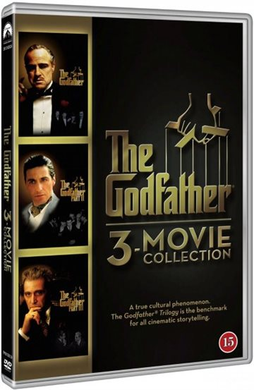 The Godfather 1-3 Collection (DVD)