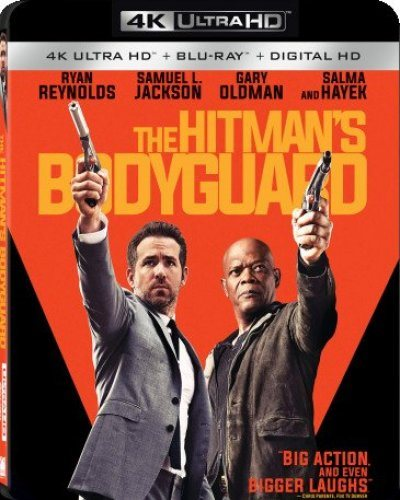 Hitman\'s Bodyguard - 4K Ultra HD Blu-Ray