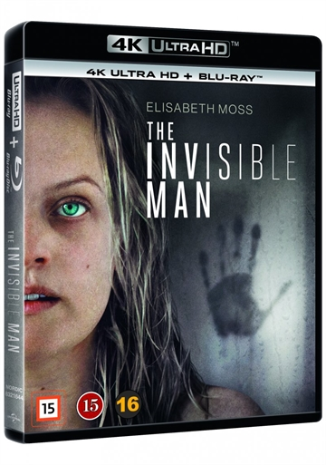 The Invisible Man - 4K Ultra HD Blu-Ray