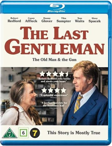 The Last Gentleman Blu-Ray