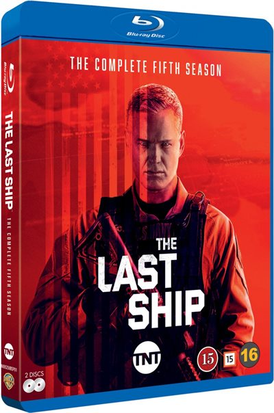 The Last Ship - Season 5 Blu-Ray