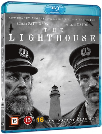 The Lighthouse Blu-Ray
