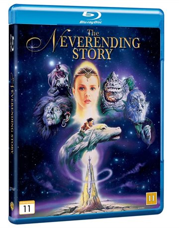The Neverending Story Blu-Ray